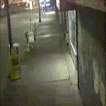 Still from Marshall Street Cam